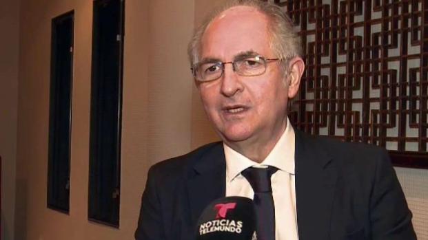 [TLMD - MIA] Entrevista exclusiva Antonio Ledezma espana