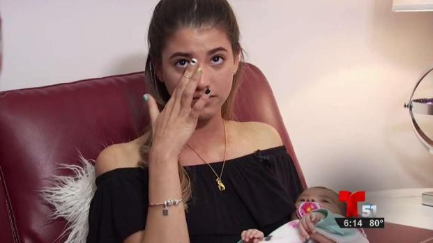 Hermana de Valeria preocupada por su futuro