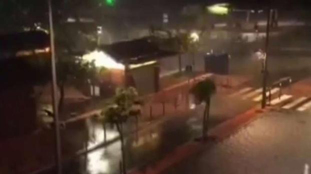 El huracán provocó graves destrozos en Puerto Rico