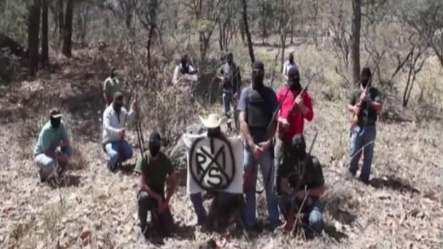 México: En Michoacán irrumpe nuevo grupo