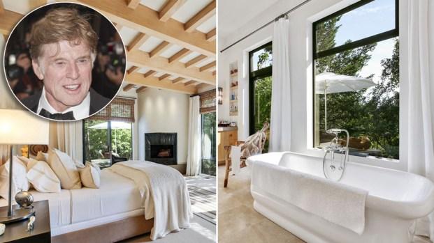 En fotos: la espectacular casa de legendario actor de Hollywood a la venta