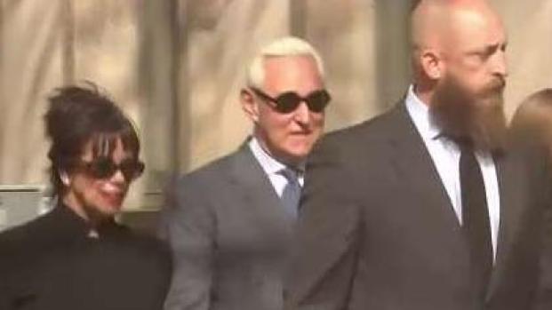 [TLMD - LV] Roger Stone vuelve a la corte por publicar una foto