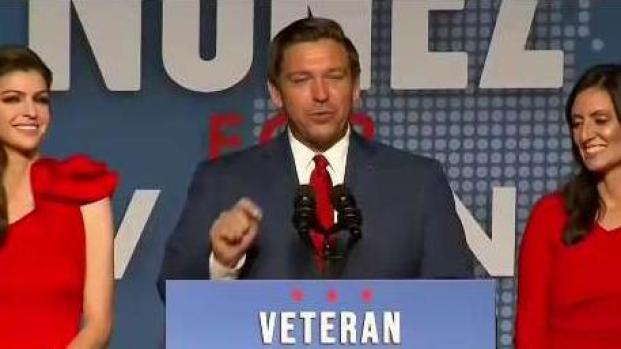 [TLMD - MIA] Ron DeSantis gana para gobernador y se impone ante Gillum
