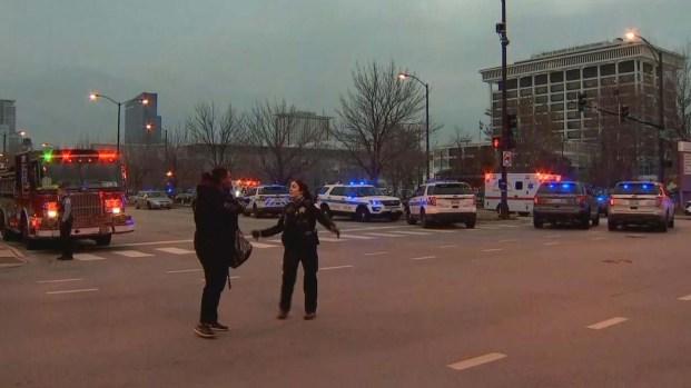 Escena caótica tras tiroteo en el Hospital Mercy