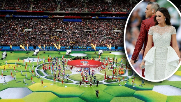 Lo mejor de la ceremonia inaugural de la Copa Mundial FIFA Rusia 2018