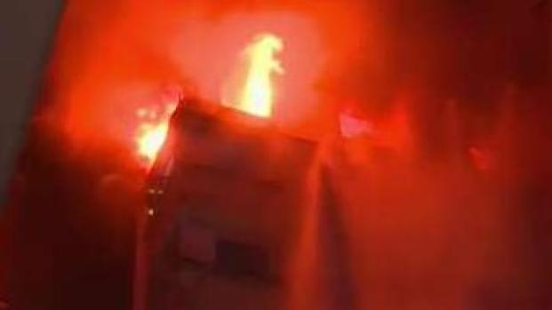 [TLMD - LV] Varios muertos tras voraz incendio en Francia