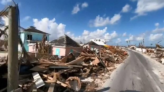 [TLMD - LV] De cerca: un recorrido por las calles devastadas de Bahamas
