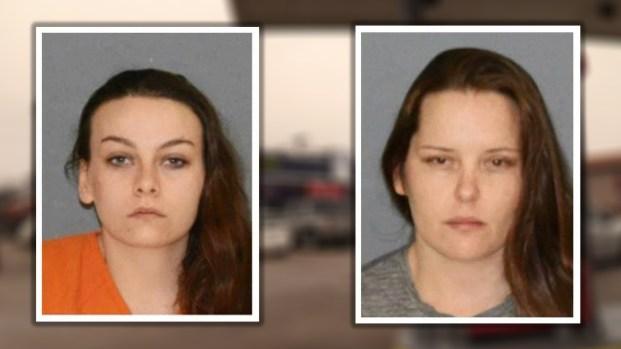 Madre y tía arrestadas: macabro hallazgo detrás de gasolinera