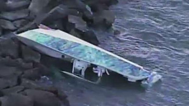 Hallan cuerpo del cuarto pasajero de bote accidentado