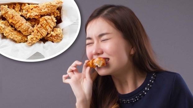 ¿Pollo con pedazos de metal? Retiran millones de libras de estos productos