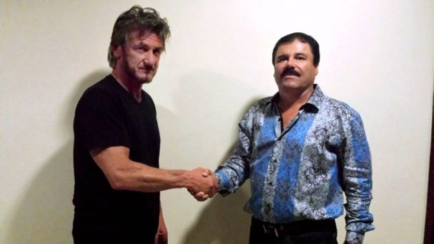 Fotos: ¿conoces al polémico actor Sean Penn?