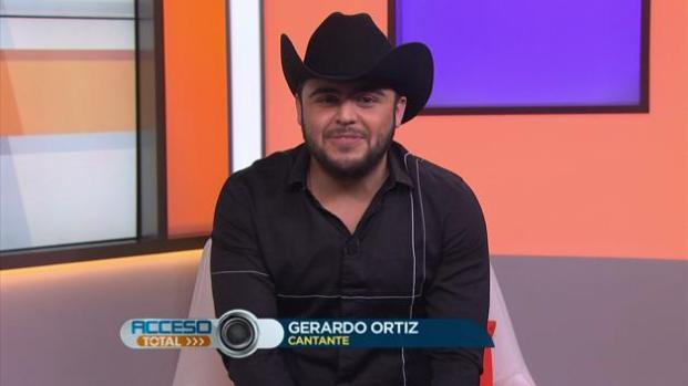 Gerardo Ortiz prepara sorpresa