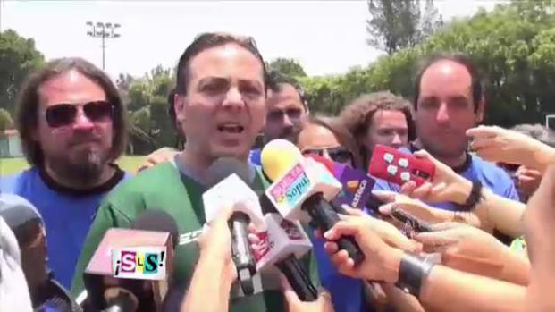 """Cristian Castro: """"Me encantaría ser gay"""""""