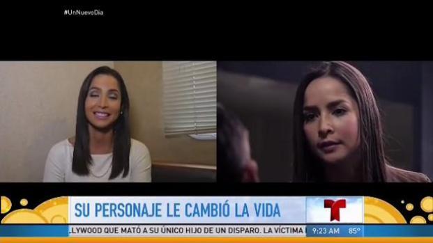 """Carmen Villalobos se despide de """"El Señor de los Cielos"""""""
