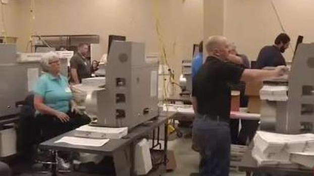 Broward inicia el recuento de votos