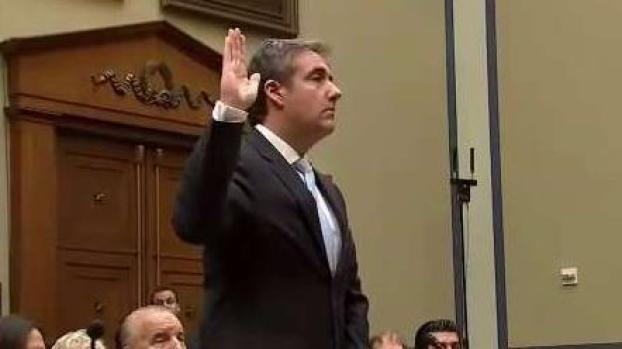 [TLMD - LV] Cohen testifica por tercer día ante el Congreso