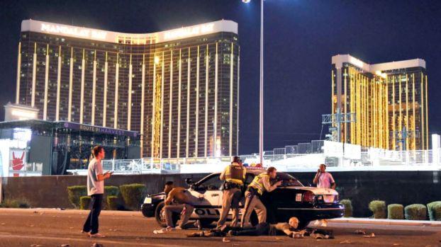 Famosos y políticos, así reaccionan a masacre en Las Vegas