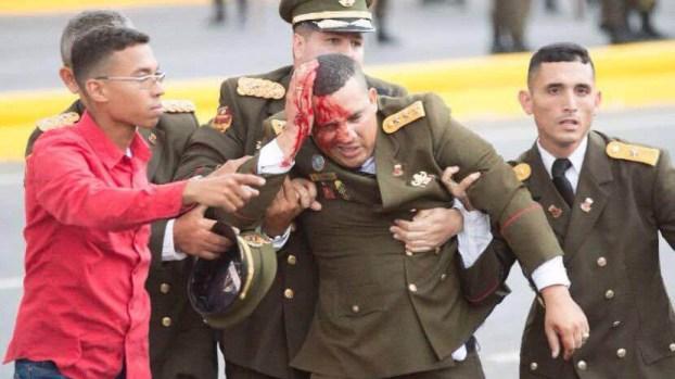 Detienen a sospechosos en intento fallido por asesinar a Maduro