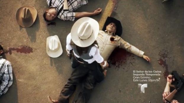 """Video: Así fue el final de """"Camelia la Texana"""""""