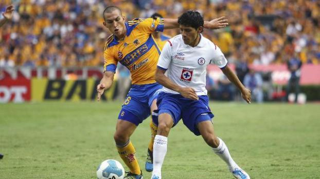 Galería: Cruz Azul enfrenta al campeón Tigres