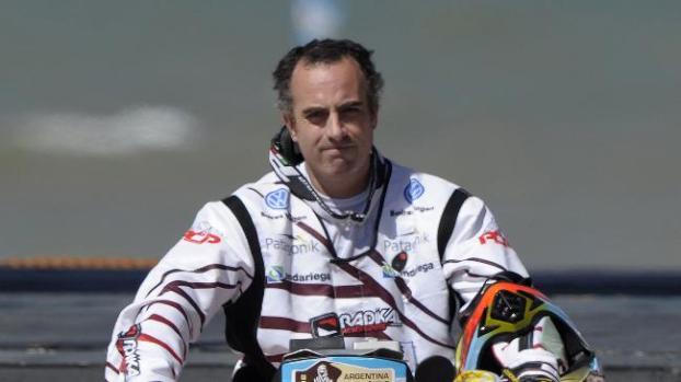 Galería: Muere piloto argentino en accidente con su moto