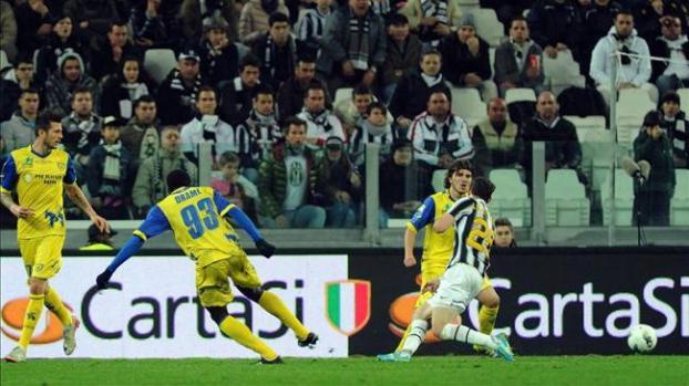 Galería: Juventus se aleja del Milan