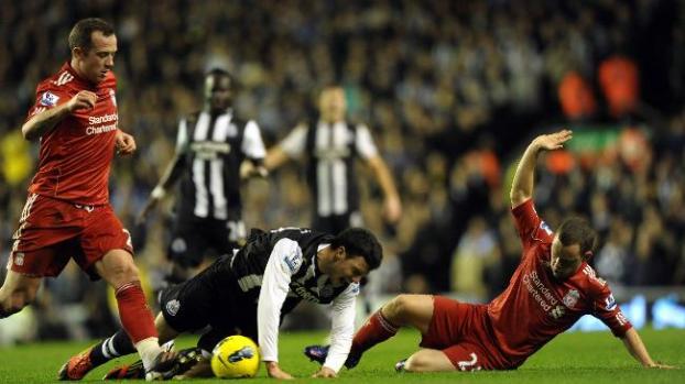 Galería: Liverpool derrota 3-1 a Newcastle en la Liga Premier