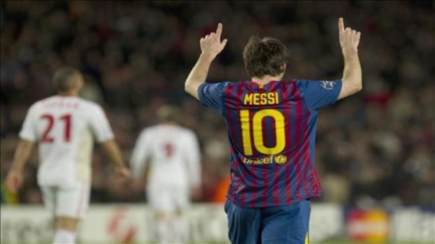 Galería: Messi sube de valor