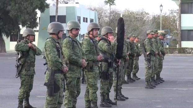 Se juegan la vida en una de las fronteras más peligrosas de México
