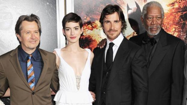 Galería: Cancelan estreno de Batman en París