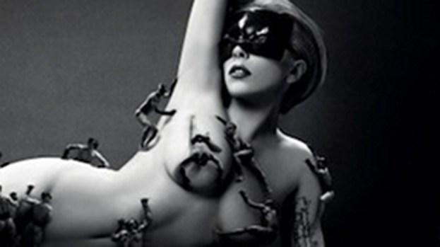 Galería: Lady Gaga se invade de hombres