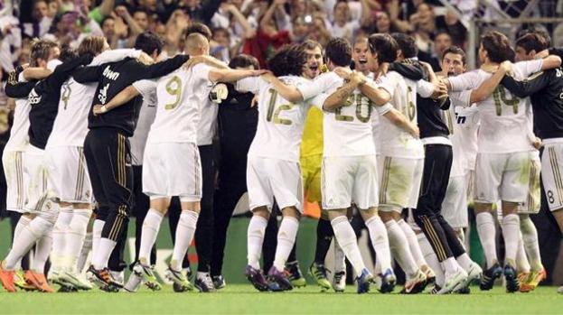 Galería: Real Madrid se corona campeón