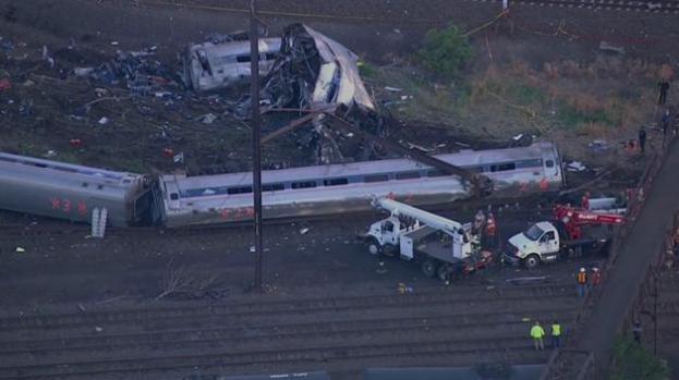 Otra persona muerta tras accidente de Amtrak