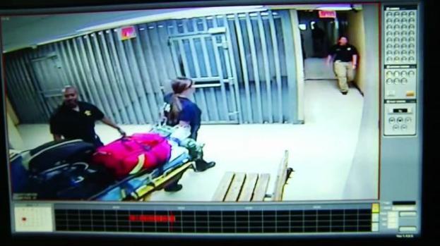 Revelan video de celda donde Bland apareció muerta