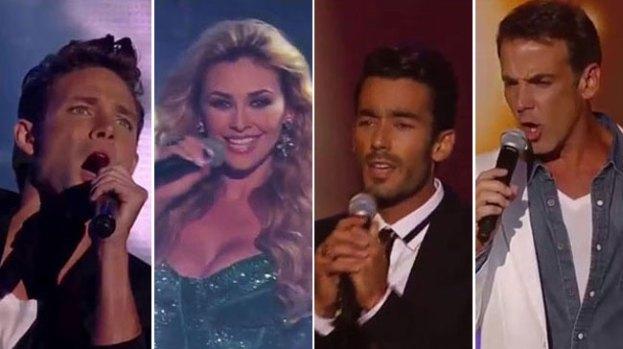 Video: Sus voces hicieron temblar el escenario