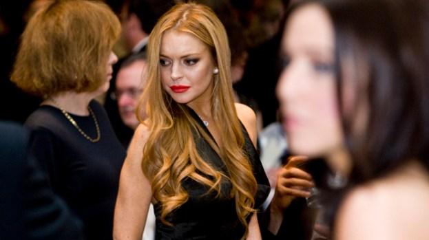 Galería: Lindsay Lohan consigue nuevo papel