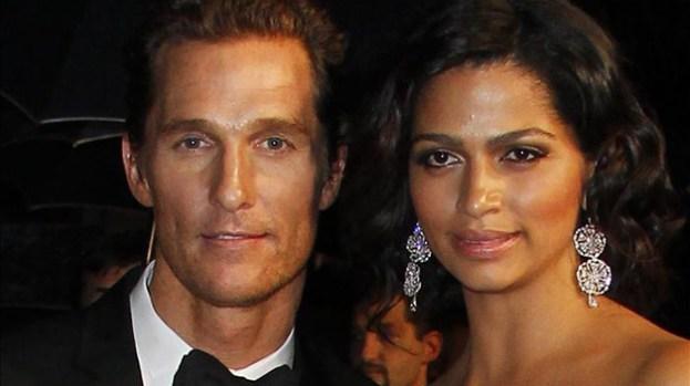 Galería: Matthew McConaughey se casa