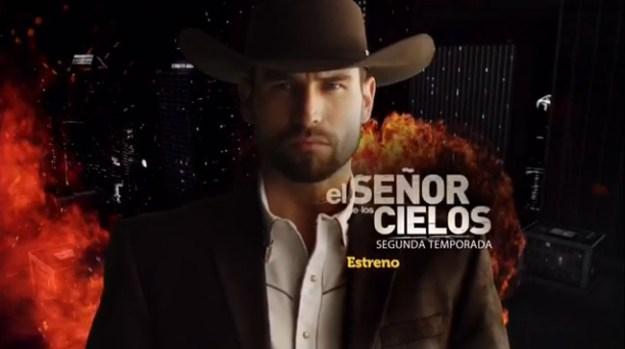 """Video: """"Señor de los Cielos II"""": final de anoche"""