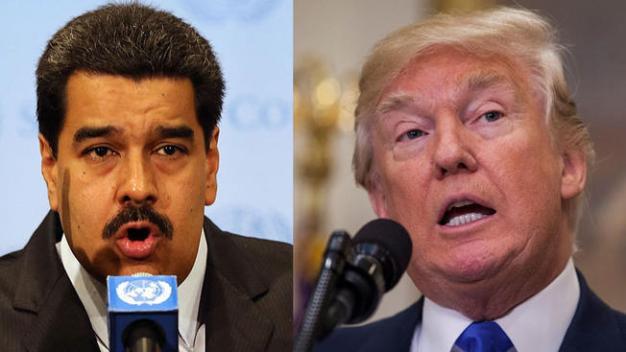 Venezuela confirma 'tensas' reuniones con delegado de Trump}