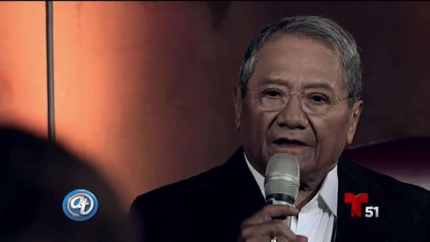 Armando Manzanero se presentará en Cuba