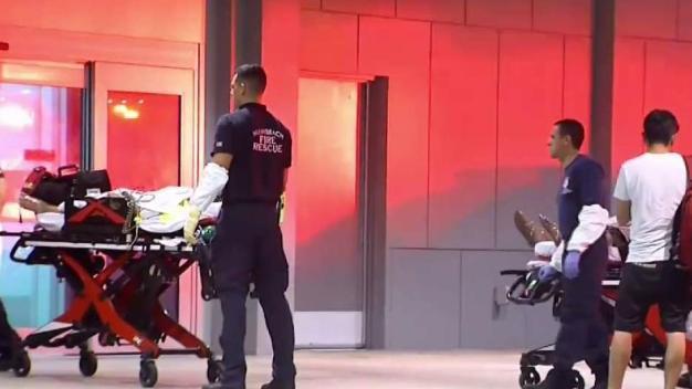 Detienen hombre que atropelló 4 peatones en Miami