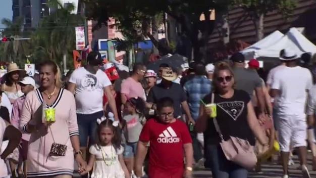 Así se vivió el Festival de la Calle Ocho 2019