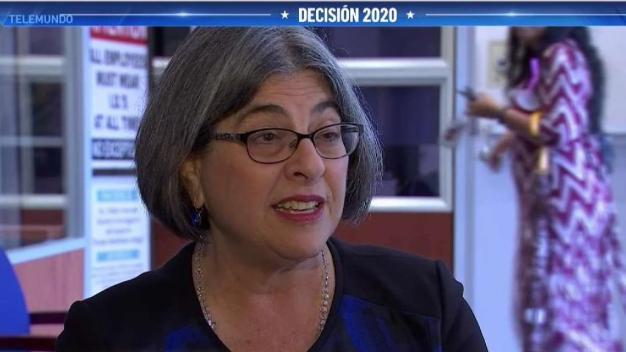 Daniela Levine quiere ser alcalde de Miami Dade