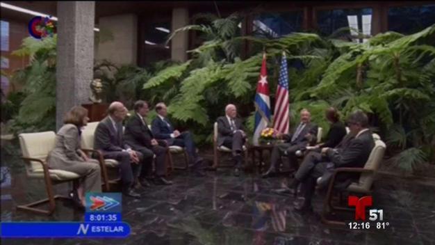 EEUU decidirá si personal diplomático regresa a Cuba