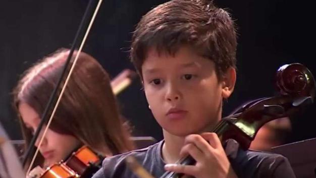 Educación musical gratis para niños en Florida