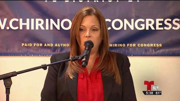 Hija de Willy Chirino anuncia su candidatura