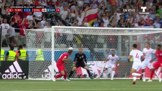 ¡Gol! Harry Kane marca un doblete y hace soñar a Inglaterra
