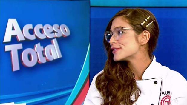 La ganadora de MasterChef latino habla sobre su experiencia}