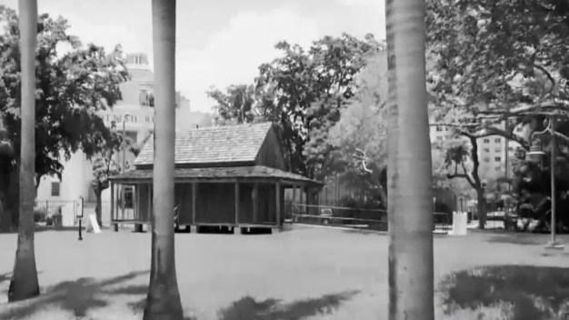 Miami Ayer y Hoy: Distrito histórico Parque Lummus