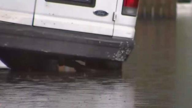 Mal tiempo e inundaciones en el sur de la Florida